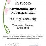 Call to Artist for In Bloom Exhibition