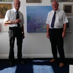Viewing of the Exhibition during the NW In Bloom Judging