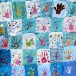 Nursery and Reception - Handprints
