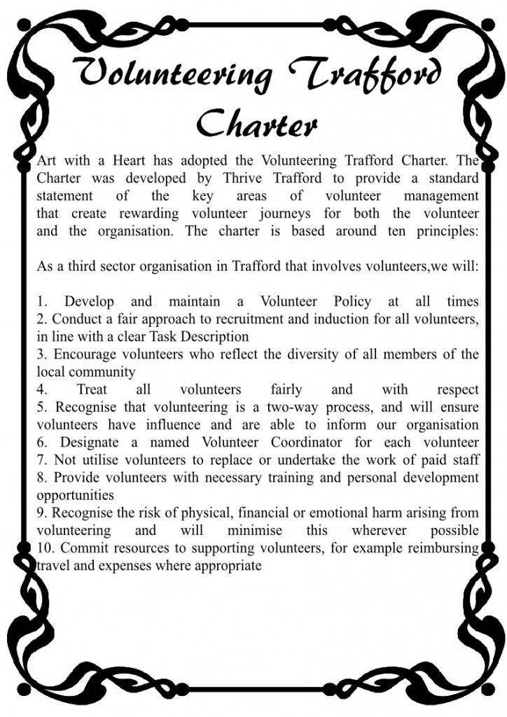 volunteecharter