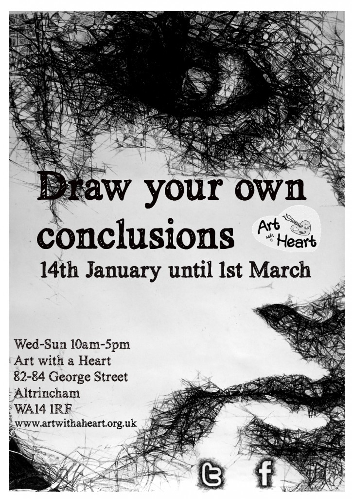 drawyourownconclusionsposterexhibition